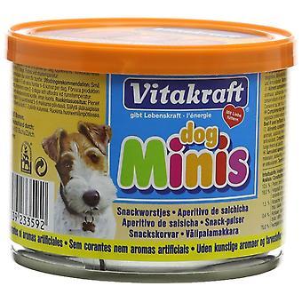 Vitakraft Minis Dog Food  200 g can (Pack of 24)