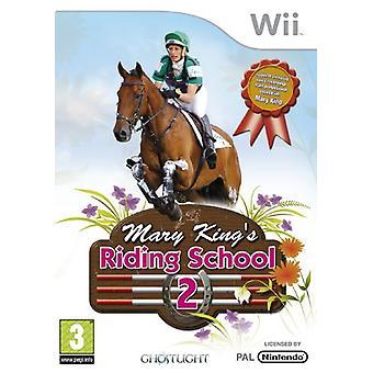 École d'équitation de Mary Kings 2 (Wii)
