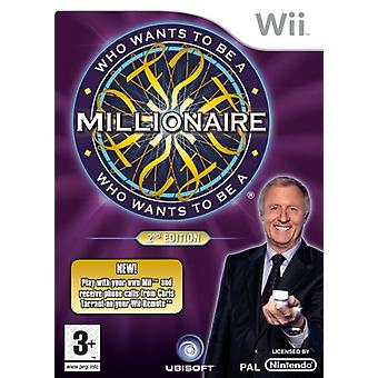 Who Wants to Be a Millionaire - 2e editie (Wii)