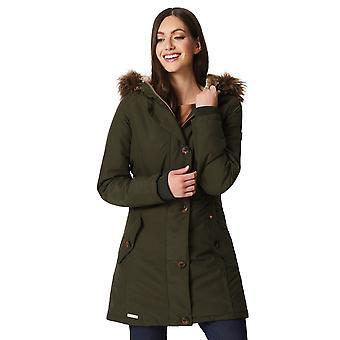 Regatta Damen/Ladies Saffira wasserdicht isoliert Kapuzen-Mantel Jacke