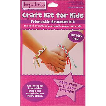 Loop-D-Doo Kids Craft Kit-Friendship Bracelet
