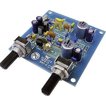 FM receiver Assembly kit Kemo B156N 9 Vdc