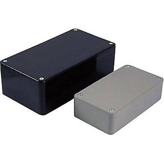 Universele Axxatronic BIM2003/13-BLK/BLK behuizing 112 x 62 x 31 acrylonitril butadieen styreen zwart 1 PC('s)