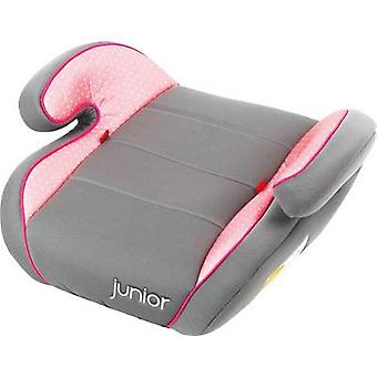 Child car seat booster cushion Category (child car seats) 2, 3 Max 104 HDPE ECE R44/04 Pink Petex