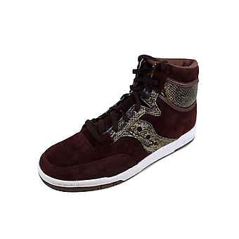 Saucony Hangtime Hi Brown Packer Shoes 70127-3