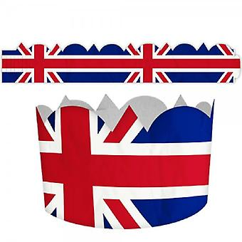 Union Jack Wear Union Jack Crown