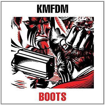 KMFDM - bottes [Vinyl] USA import