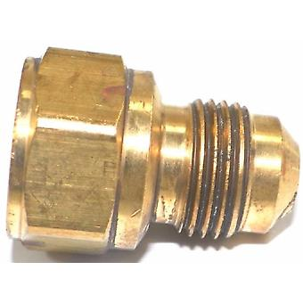 Big A Service Line 3-146660 Brass Flare Female Connector 3/8