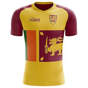 2018 - 2019 Шри-Ланка Главная концепция футболка
