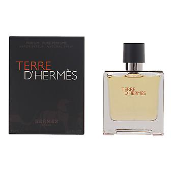 Hermes Terre D'hermes Parfum Vapo 75ml Mens New Scent Perfume Spray Sealed Boxed
