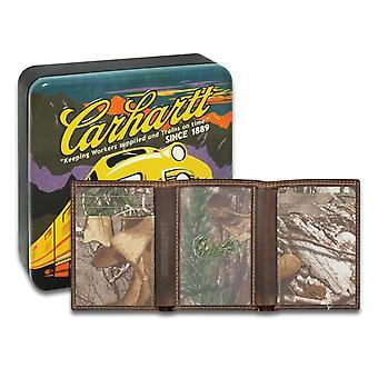 Carhartt wallet real tree Xtra tri fold