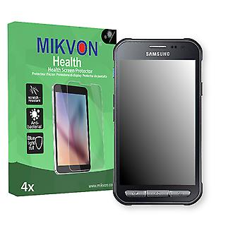 Samsung Galaxy Xcover 4 Screen Protector - Mikvon Health (Retail Package with accessories)