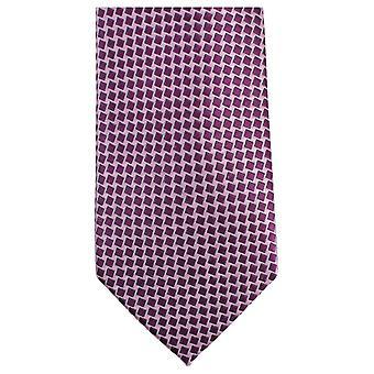 Knightsbridge halsdukar liten kvadrat Tie - rosa