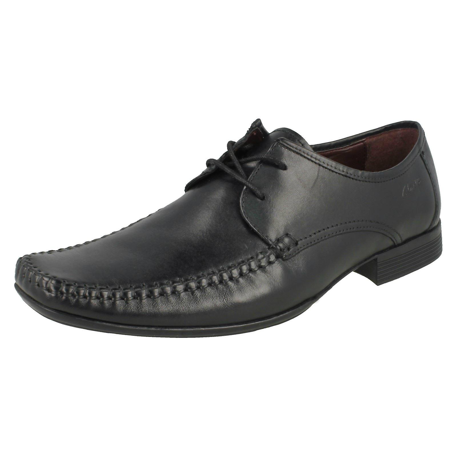 Mens Clarks formali lacci scarpe Ferro a piedi | nuovo venuto  | Scolaro/Ragazze Scarpa