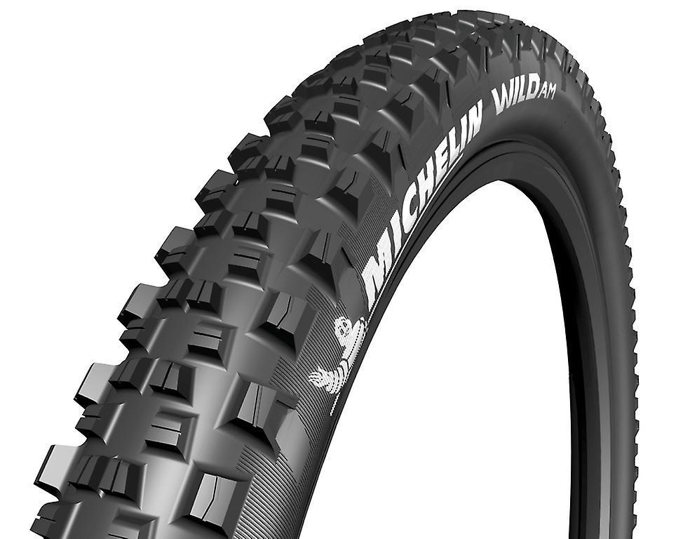 Michelin wild AM perf. Pneus de vélo de gomme-X     66-584 (27,5 × 2, 60″) 650 b