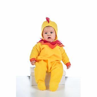 Poulet bébé costume poulet poussins bébé costume combinaison