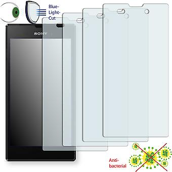 Sony Xperia T3 display protector - Disagu ClearScreen protector