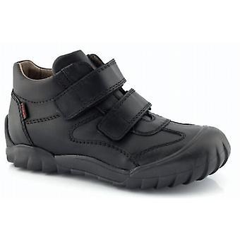 Froddo G3130019 jongens School Boot zwart