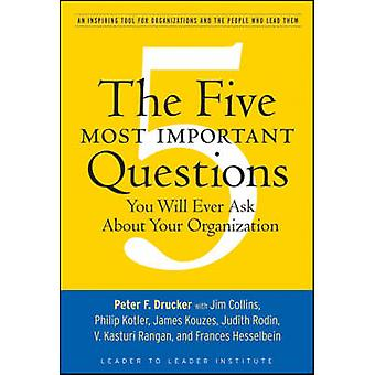 The Five Most Important Questions You Will Ever Ask About Your Organi