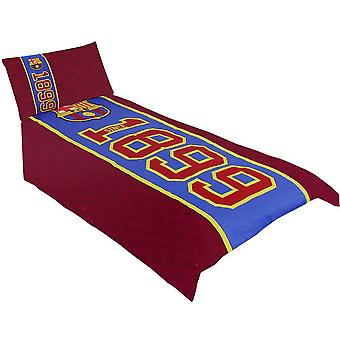 FC Barcelona Established Single Duvet Set