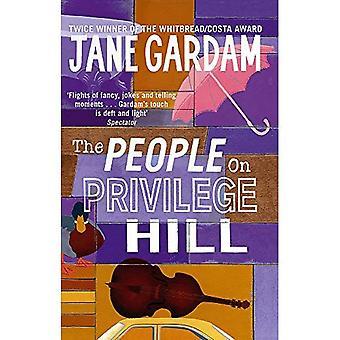 De mensen op Privilege Hill