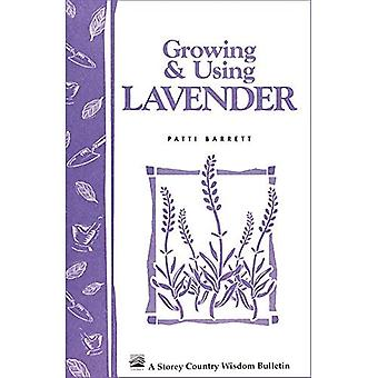 Growing and Using Lavender (Storey Publishing Bulletin)
