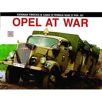 Alemãs caminhões e carros em segunda guerra mundial Vol.III (história militar de Schiffer)