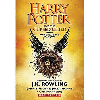 Harry Potter och förbannade barnet, delar ett och två: den officiella Playscript av ursprungliga West End produktion