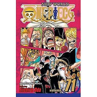 One Piece volumen 71
