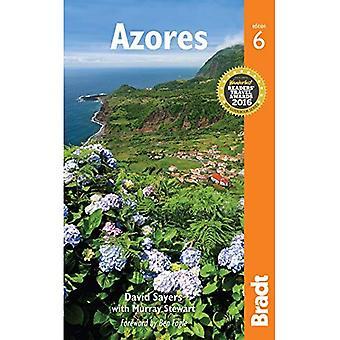 Azorerna (Bradt Travel Guides)
