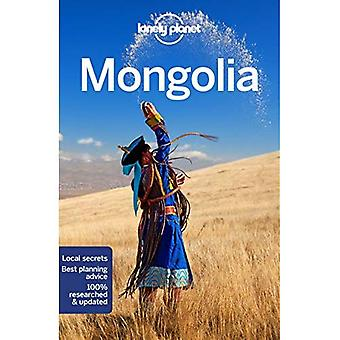 Lonely Planet Mongoliet