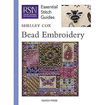 Bead Embroidery (Essential Stitch Guide)