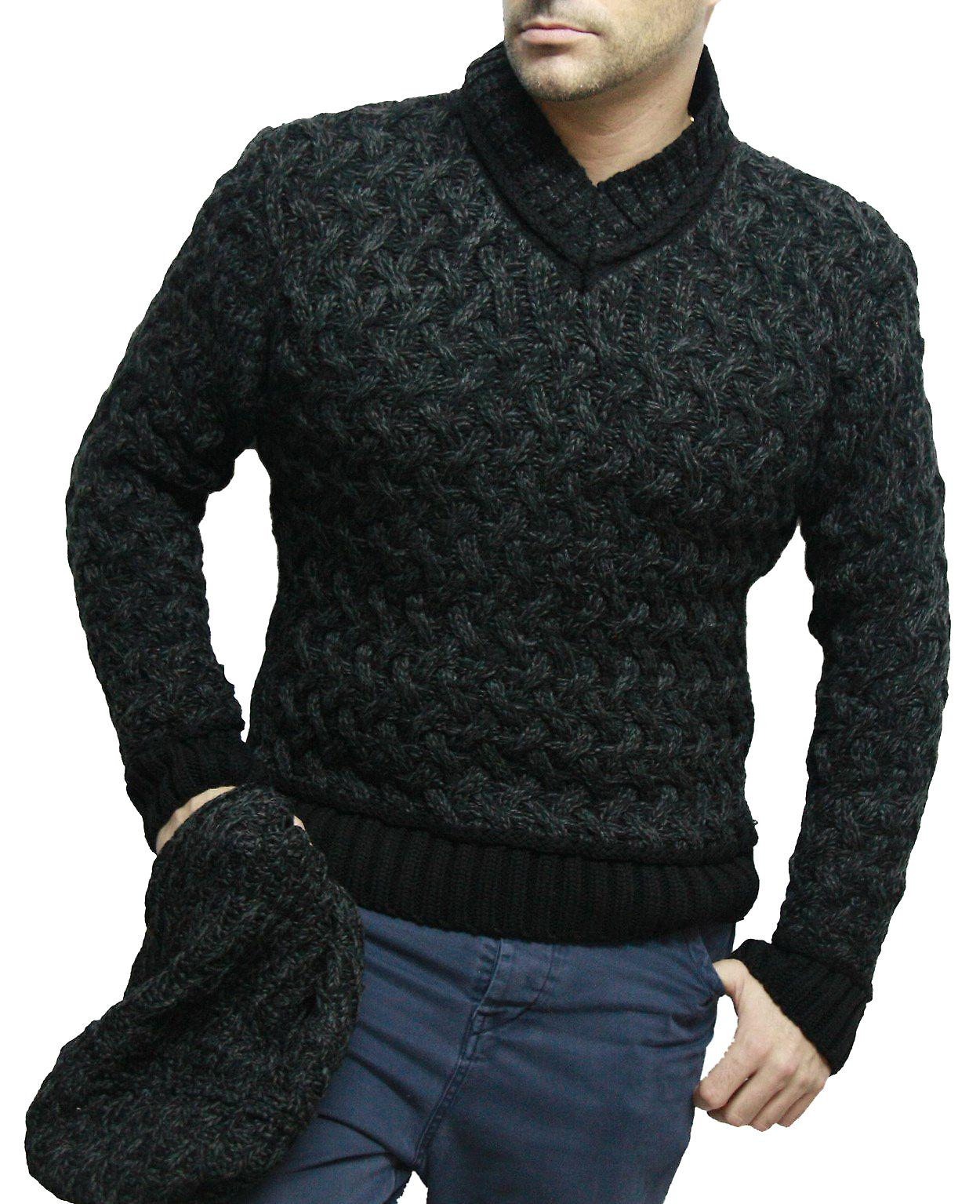 Waooh - D'Hiver Removable Collar Sweater Benji