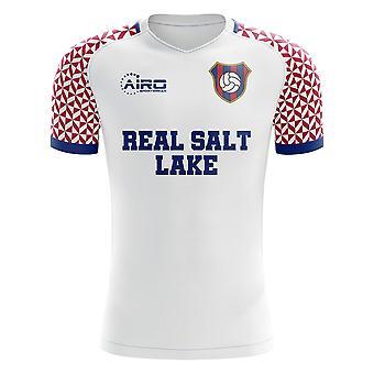 2019 - 2020 Salt Lake City concepto lejos camiseta de fútbol