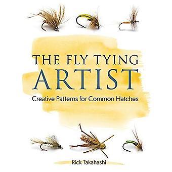 Den Flugbindning konstnären: Kreativa mönster för vanliga luckor