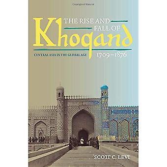 Uppgång och Fall av Khoqand, 1709-1876: Centralasien i den globala åldern (centrala Eurasien i sammanhanget)