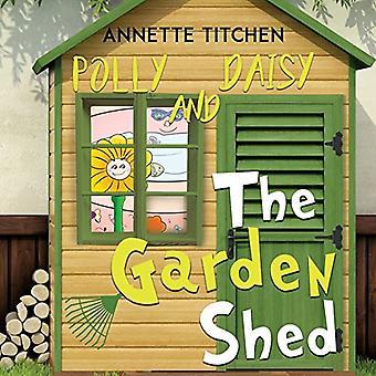De tuin werpen - Polly en Daisy