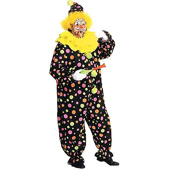 Clownskostüm für Männer