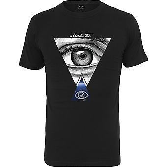 Mister tee shirt - black EYES