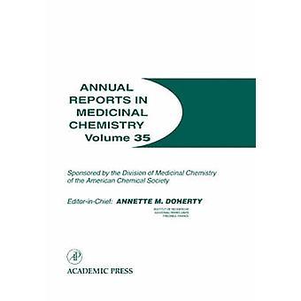 Årliga rapporter i läkemedelskemi av Doherty & Annette M.