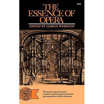 Die Essenz der Oper von Weisstein & Ulrich