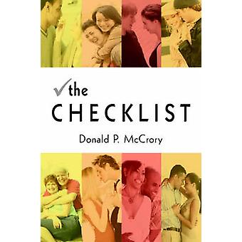 The Checklist by McCrory & Donald P.
