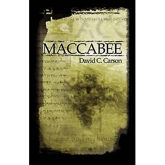 Maccabee by Carson & David C.