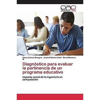 Diagnstico Para Evaluar la Pertinencia de un programa Educativo durch Surez Mungua Eliseo