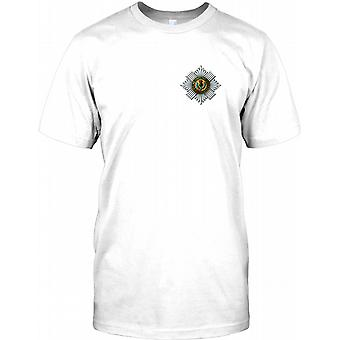 British Army Scots Guards - Chest Logo Mens T Shirt