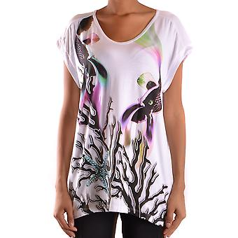 Just Cavalli Multicolor Viscose T-shirt