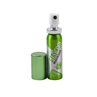 Bleiben Sie Cool Kardamom-Packung mit 6 Atem Lufterfrischer Mundhygiene Mund Pumpe Spraydose