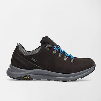 Nye Merrell menn ' s Ontario vanntett walking sko svart