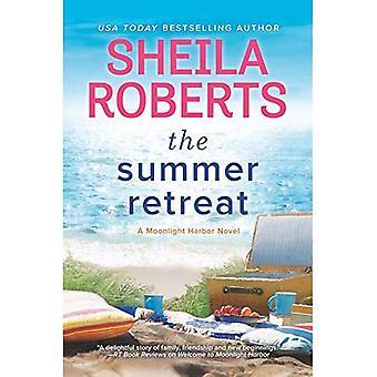 The Summer Retreat (Moonlight Harbor Novel)