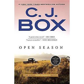 Open Season by C J Box - 9780399576614 Book